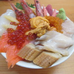 喰い処 弐七 - 弐七丼(特上)