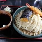 吉野屋 - 天ぷらうどん