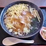 かんのや - 料理写真:中華そば550円