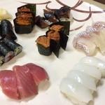 光悦宴会 - 激烈旨さの寿司