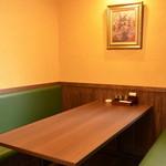 中国菜 橙 - ソファ席もありあす