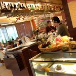 LOBROS CAFE - ロブロスカフェ店内