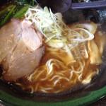 25670153 - 匠醤油 麺違うんだー 2014.2