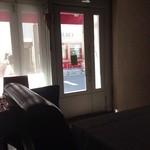 リストランテ シャイー - 201403 シャイー 店内(座席から右まわり)⇒入口方向