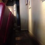 リストランテ シャイー - 201403 シャイー 店内(座席から右まわり)⇒