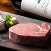ステーキバーマサ - 料理写真:A5ランク厳選黒毛和牛シャトーブリアンステーキ