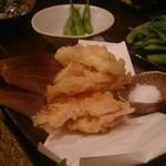 25671504 - 筍の天ぷら