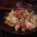 25671512 - 野菜炒め