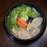 肉汁水餃子 餃包 - 五目餃包(ランチ限定)