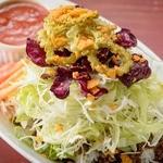 きじむなぁ - タコライス&沖縄野菜、紅芋とゴーヤのチップスにはまる!