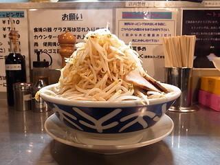 らーめん大 福岡店 - 大ならヤサイはマシで十分、マシマシは無理
