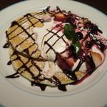 Kirara - ストロベリーチョコレートパンケーキ