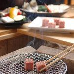 つづみ留次郎 - 料理写真:数量限定!さいころ牛タン