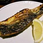 和飲。ほの字 - 鯖の粗塩焼き