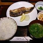 和飲。ほの字 - 魚定食