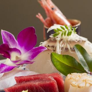 選りすぐりの瀬戸内の食材で幸せなひとときを。