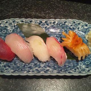 寿司にこだわる