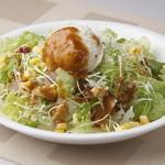 ふらんす亭 - 葉っぱいっぱいサラダ