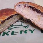 ベーカリー・ケーツー - カット  新しい餡パンの世界を見た
