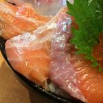 魚の旨い店 - サーモン