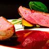 chez le mak - 料理写真:ビュルゴー家のシャラン鴨 胸肉のロースト