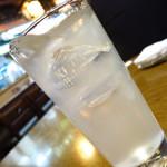 清浜 - レモンサワー350円
