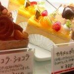 257118 - ケーキ各種