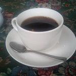 マ・メゾン - ハンバーグランチのコーヒー