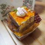 バロン洋菓子店 - 塩キャラメル?330円