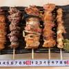 藤沢 鳥将 - 料理写真:おまかせ5串セット