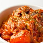 エラドゥーラ - 鶏もも肉と野菜の激辛炊き込みご飯