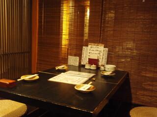 一滴八銭屋 新宿本店 - 3階テーブル
