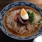 アリラン - 冷麺 大 806円