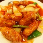双龍居 - 酢豚