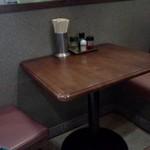 伊勢屋 - 隣のテーブル