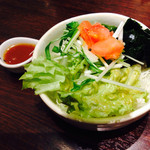 大戸屋 - ミニグリーンサラダ