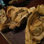 Nakamegurokakiiredoki - 焼き牡蠣
