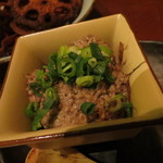 Nakamegurokakiiredoki - 秋刀魚のパテ