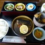 むらじ - 料理写真:贅沢ランチ@1100