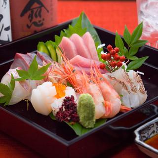 毎朝仕入れる鮮魚!!富山港より直送の焼き魚!!