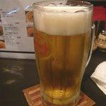 2572150 - オリオン生ビール