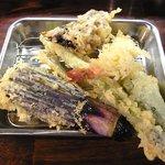 天ぷら かずき - お好み天ぷら