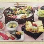 おおずし - 寿(和食コース)6500円