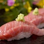 すし屋のさい藤 - 料理写真:北海道戸井産本鮪