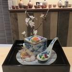 割烹 きさら - 料理写真:桜花造り
