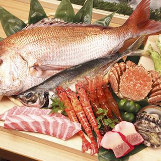 今日一番の鮮魚