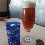 グリル 木の実 - 琥珀ビール