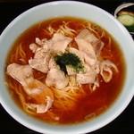 肉そば(木・金・土)