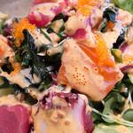 凛音 - 特製海鮮サラダ