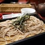 25727179 - ズワイ蟹と海老の天丼膳 1370円。
